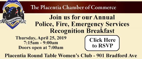 Police Fire Emergency Breakfast