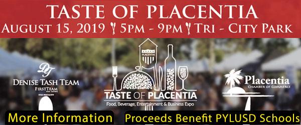 Taste of Placentia