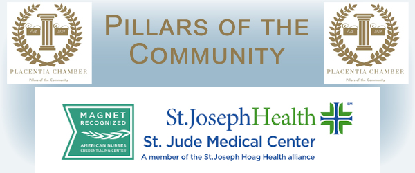 Placentia Chamber Pillars of the Community St Joseph Health
